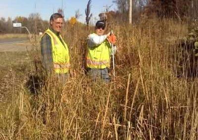 Trail Maintenance (10/29/2011)